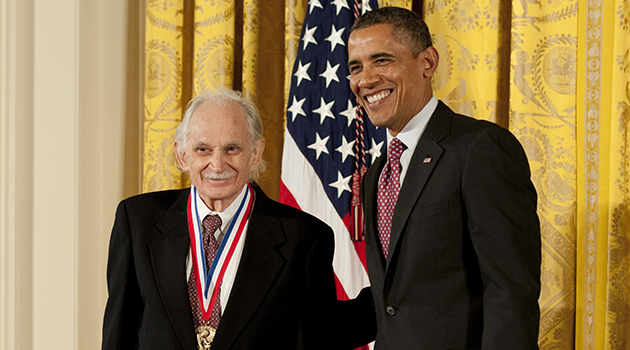 Two UT Professors Recently Awarded National Medal of Science