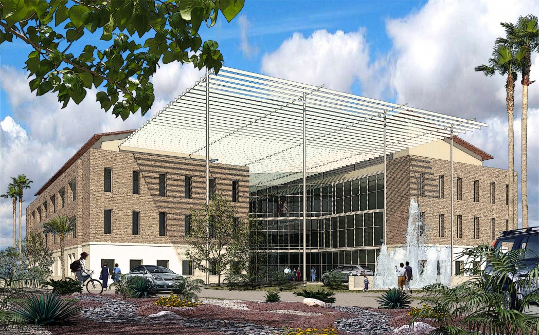 $25 Million Biomedical Incubator To Herald Creation Of 13-Acre MCA Tech Park In El Paso