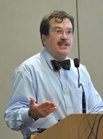 Dr. Peter Hotez speaking