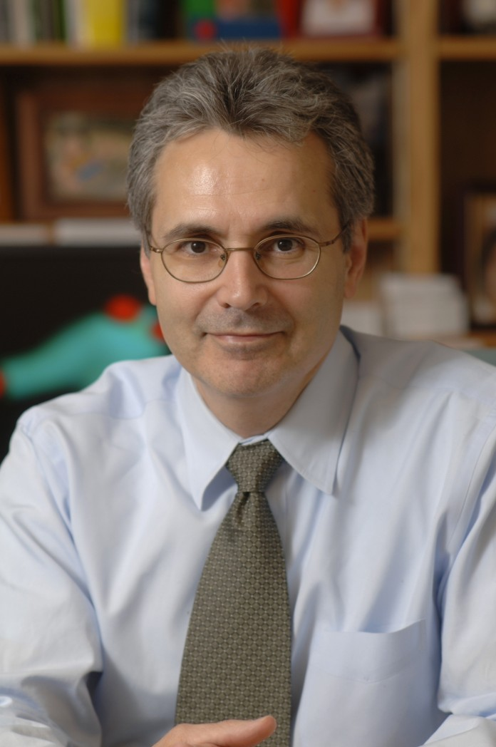MD Anderson President Dr. Ronald DePinho to Discuss 'Cancer and Aging' on May 22nd