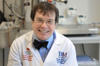 Baylor's Dr. Peter Hotez Outlines Economic Impact Of Chagas Disease In U.S.