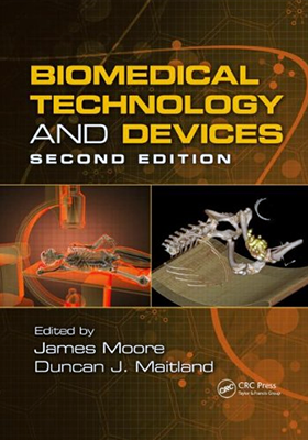Texas A&M University's Duncan Maitland and James Moore Co-Edit Biomedical Handbook