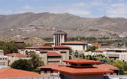 Dean of UTEP College of Science Has Vision of Future for the School