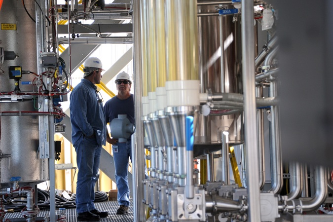 Irving-Based Darling International Now Converting Animal Fat Into Biofuel