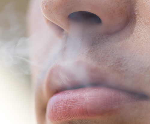 Chronic Obstructive Pulmonary Disease Associated With Smoking Linked To Nasal Dyspnea