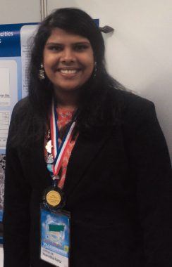 Houston Student Takes Top Prize In International Science Fair in Taiwan