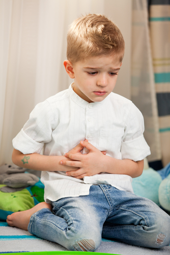 Fear-avoidance model could be explained in children with IBD, Functional Abdominal Pain