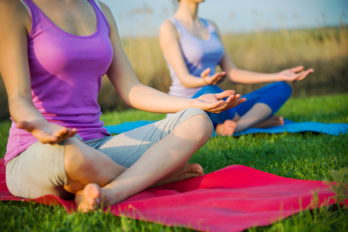 Yoga Regulates Stress Hormones and Improves Quality of Life for Women With Breast Cancer