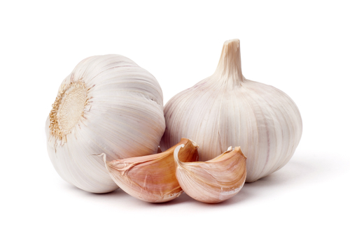 garlic and cystic fibrosis