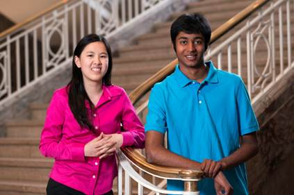 UNT TAMS students nominated as 2014 Goldwater Scholars