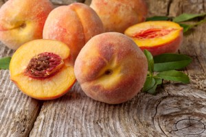 peaches and breast cancer