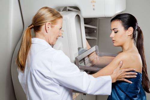 Mechanical Changes in Breast Cancer Tumors May Predict Subtype