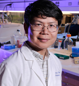 UT Southwestern Researcher Elected to National Academy of Sciences