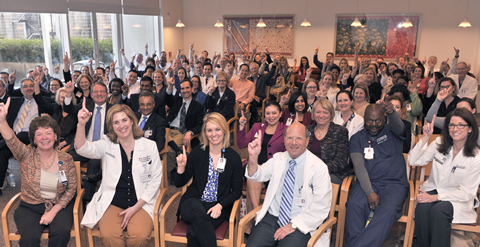 UT Southwestern Designated 1st Advanced Comprehensive Stroke Center in North Texas
