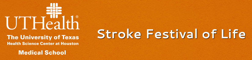 Stamp Out Stroke! Festival of Life on May 3 in Houston