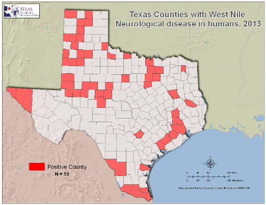North Texas Counties Announce Collaborative Strategy To Combat West Nile Virus In 2014