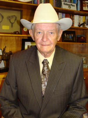 Texas A&M AgriLife Distinguishes Charles W. Graham With Texas in Agriculture Award