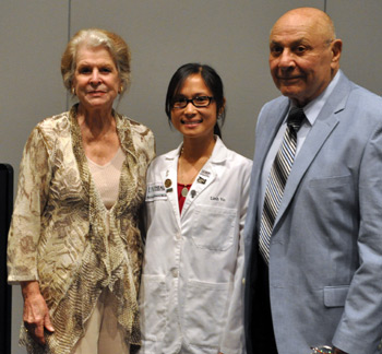 First-year UNTHSC Student Wins Award With Ethics Essay On Importance of Vulnerability of Patients
