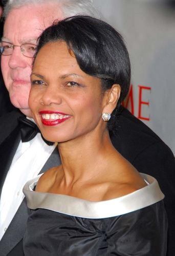 """A Conversation With a Living Legend"" With Condoleezza Rice Raises More Than $1 Million"
