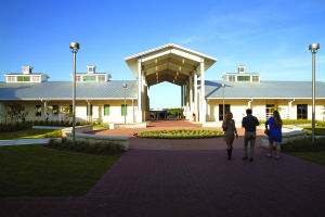 New Texas A&M Equine Complex Strengthens University's Leading Position In Equine Field