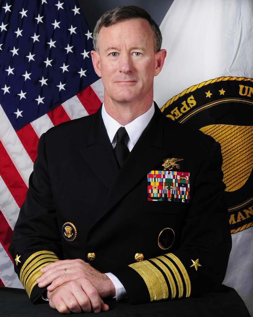 UT System Names Admiral William H. McRaven As Sole Finalist for Chancellor