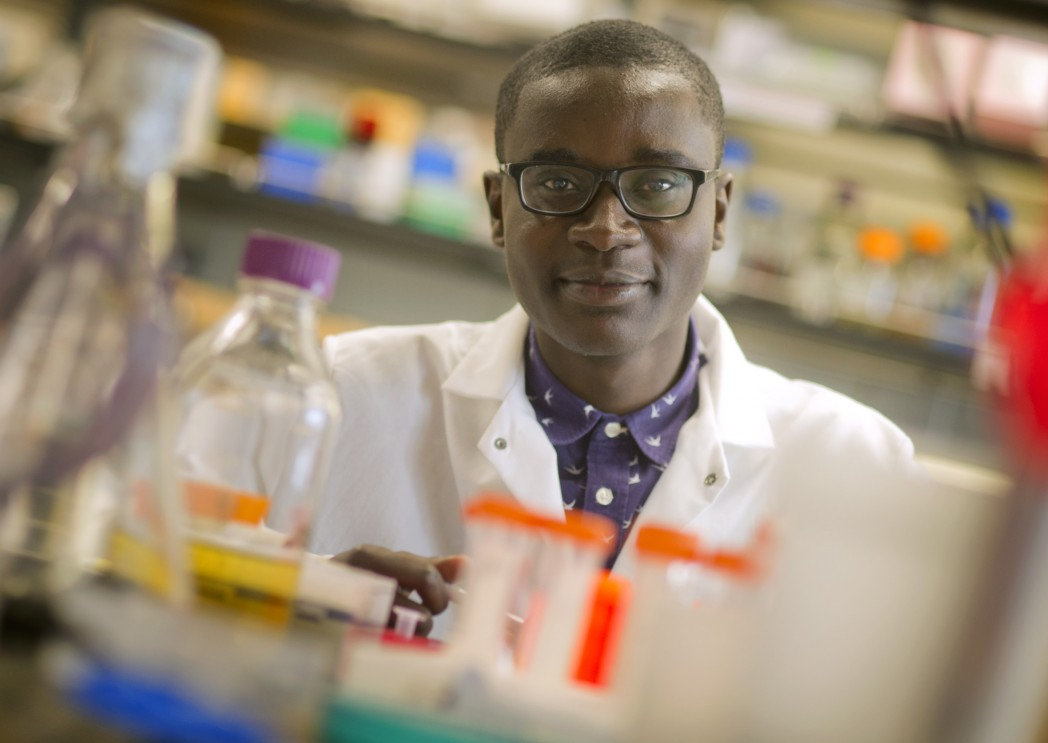 UT Arlington Biology Student Granted $25,000 UNCF Merck Award