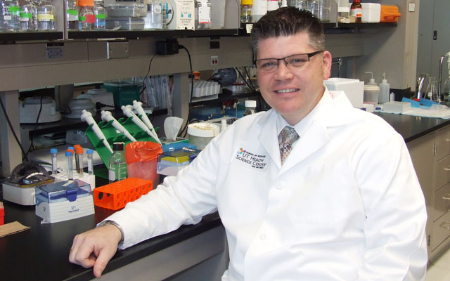 UT Health Science Center Researcher Receives St. Baldrick's Foundation Grant to Study Long-Term Effects of Chemotherapy on Children