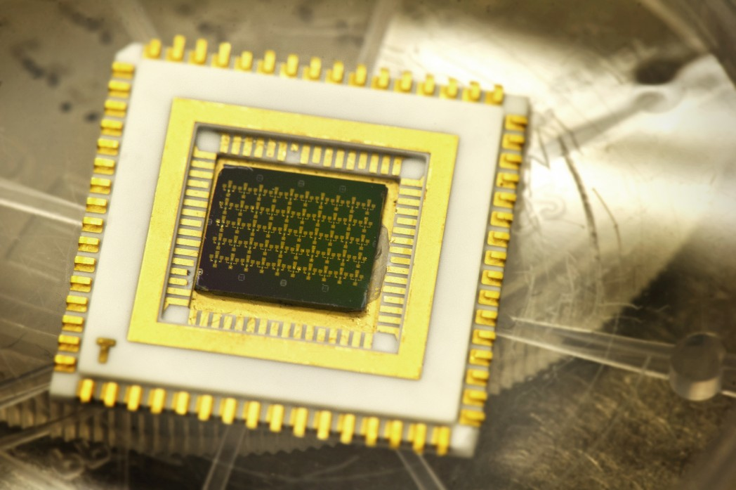UTA-Developed Nanotechnology Aids In Cooling Electrons Without External Sources