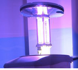Xenex UV Emitting Room Disinfection Robots Ready To Tackle Ebola (And Other) Contamination