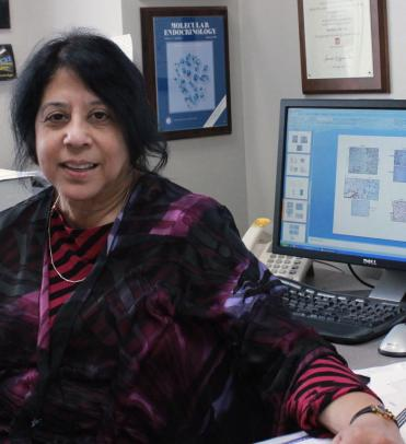 UTHSCSA Prostate Cancer Researcher Chatterjee Nominated As AAAS Fellow