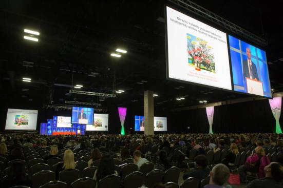 37th Annual San Antonio Breast Cancer Symposium Gathers 7,500 People