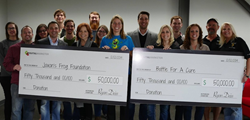 Austin Company Raises 100K To Support Children With Cancer