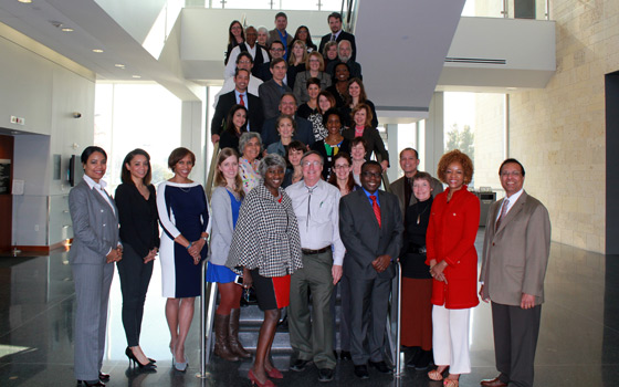 Efforts To Diversify Biomedical Workforce Begin At UNTHSC