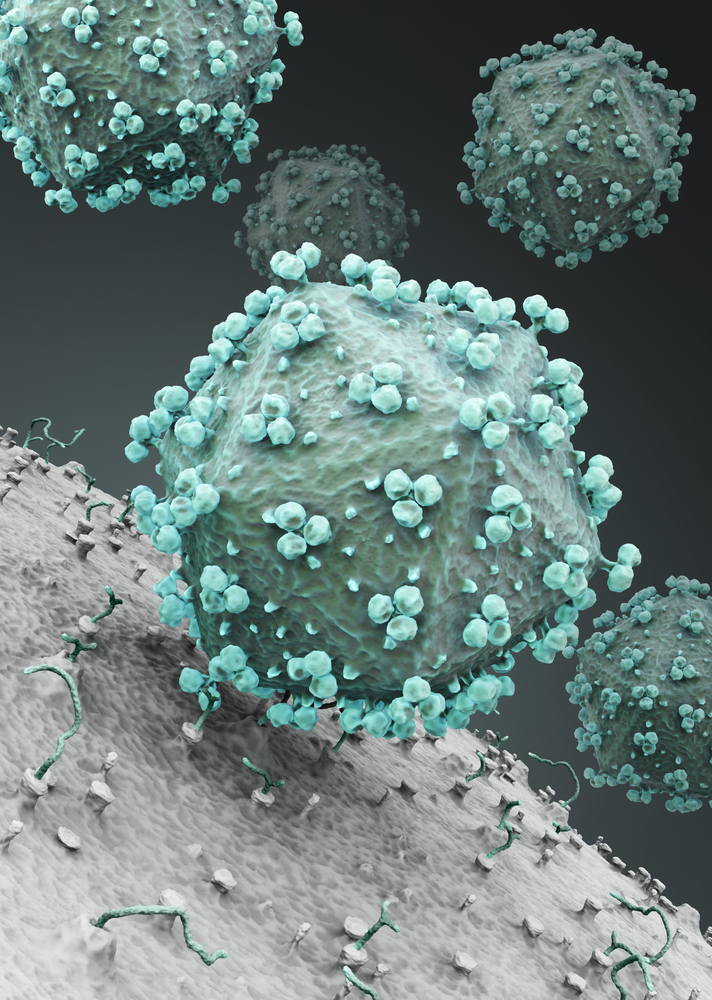 Common Biological Mechanism Helps Different Viruses Overcome Interferon Therapy