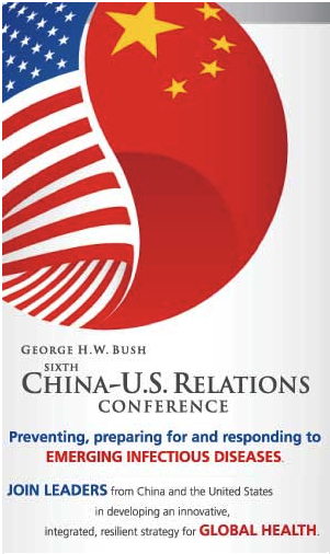 Neil Bush Discusses The Bush China-US Relations Conference And His Mission to Alleviate Poverty in Houston