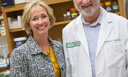 UNTHSC Ewing's Sarcoma Research Funded by Rutledge Foundation