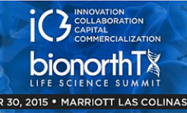 Annual iC3 Life Science Summit Promotes North Texas As US Life Sciences Industry's '3rd Coast'