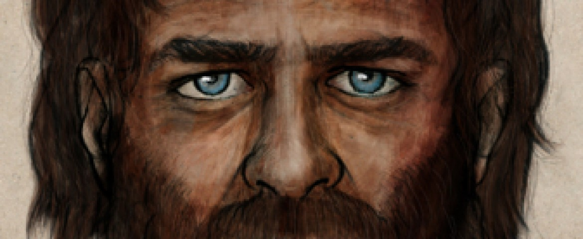 Researchers Say European Hunter-Gatherers c. 5000 BC Had Blue Eyes And Dark Skin